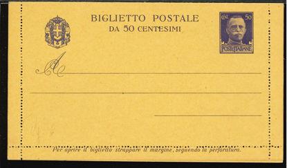 Immagine di 26 - BIGLIETTI POSTALI -  B26