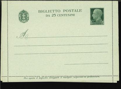 Immagine di 31 - BIGLIETTI POSTALI -  B31