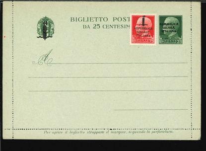 Immagine di 35 - BIGLIETTI POSTALI -  B35