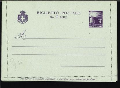 Immagine di 38 - BIGLIETTI POSTALI -  B38
