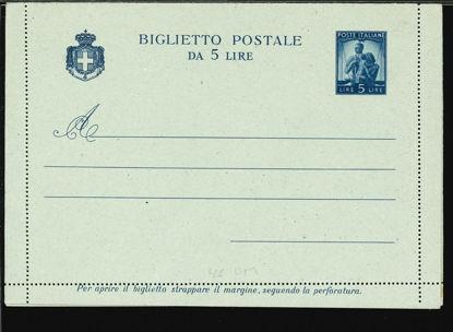 Immagine di 39 - BIGLIETTI POSTALI -  B39