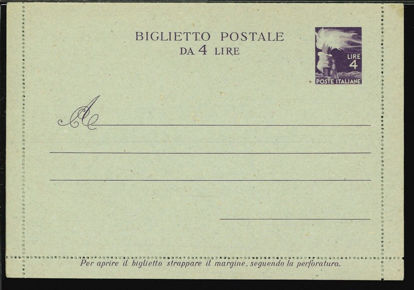 Immagine di 40 - BIGLIETTI POSTALI -  B40