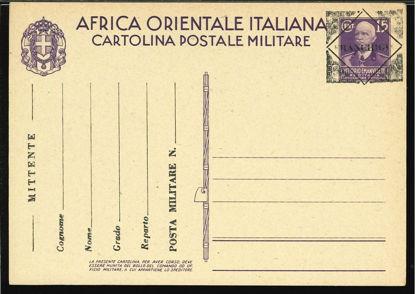 Immagine di 40 - CARTOLINE FRANCHIGIA MILITARE -  F40