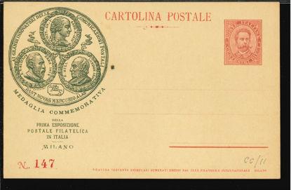 Immagine di 11 - CARTOLINA DI COMMISSIONE PRIVATA -  CC11