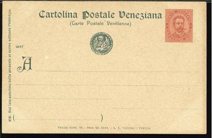 Immagine di 17 - CARTOLINA DI COMMISSIONE PRIVATA -  CC17