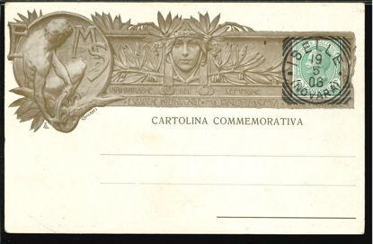 Immagine di 50 - CARTOLINA DI COMMISSIONE PRIVATA -  CC50