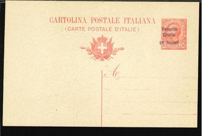 Immagine di 5c - CARTOLINA POSTALE -  C5c