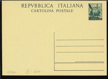 Immagine di 16A - CARTOLINA POSTALE -  C16A