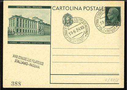 Immagine di 878 - CARTOLINA POSTALE -  C87  8