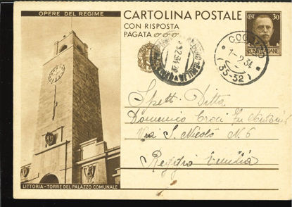 Immagine di 893 - CARTOLINA POSTALE -  C89  3