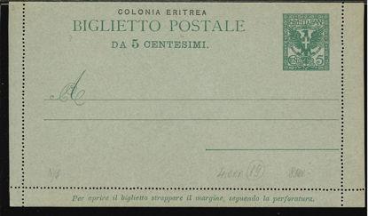 Immagine di 3 - BIGLIETTI POSTALI -  B3