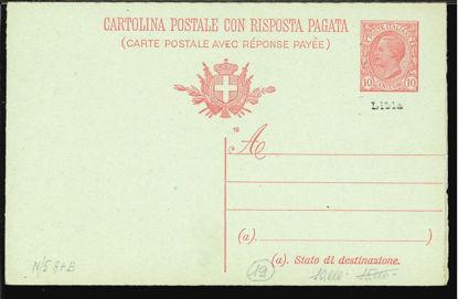 Immagine di 5a - CARTOLINA POSTALE -  C5a
