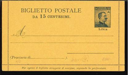 Immagine di 2 - BIGLIETTI POSTALI -  B2