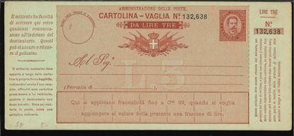 Immagine di 4A - CARTOLINE VAGLIA -  V4A