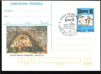 Immagine di 216 - CARTOLINA POSTALE - C.216
