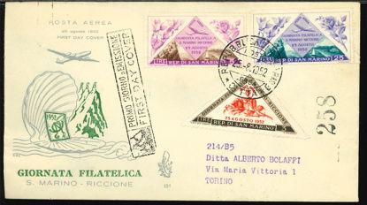 Immagine di 151 - GIORNATA FILATELICA val. 2