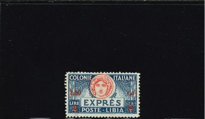 Immagine di 13 - 2,50L. SU 2L. AZZURRO E CARMINIO