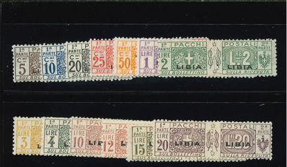 Immagine di 1 - PACCHI POSTALI 1914/22