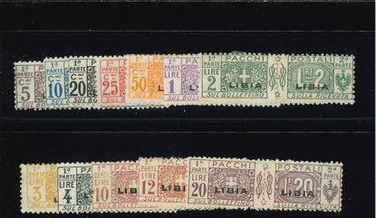 Immagine di 1 - PACCHI POSTALI 1914/23