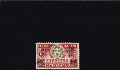 Immagine di 7 - ESPRESSO 1927 1,25 SU 30B. D.11 ROS.BRUNO