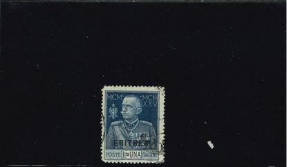 Immagine di 100 - GIUBILEO DENT 13 1/2 1 L. AZZURRO CERT.