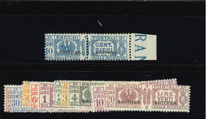 Immagine di 22 - PACCHI POSTALI 1927/37 CERT