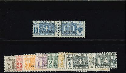Immagine di 1 - PACCHI POSTALI 1914/22 CERT
