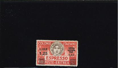 Immagine di 10 - 1,25  SU 60C. ROSSO E BRUNO (N) 13 1/3