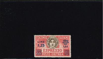 Immagine di 11 - 1,25  SU 60C. ROSSO E BRUNO (A) 13 1/3