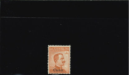 Immagine di 11 - EMISSIONI GENERALI 20C. ARANCIO C. FIL.