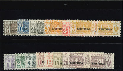 Immagine di 9 - PACCHI POSTALI 1917/24