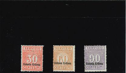 Immagine di 1 - SERVIZIO COMMISSIONI 1916
