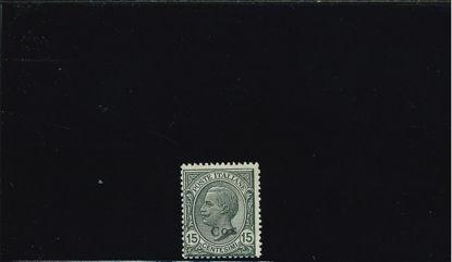 Immagine di 10 - EMISSIONI GENERALI 15C. GRIGIO