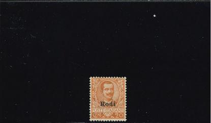 Immagine di 9 - EMISSIONI GENERALI 20C. ARANCIO