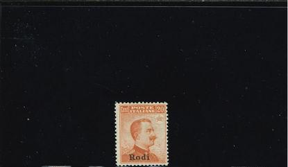 Immagine di 10 - EMISSIONI GENERALI 20C. ARANCIO S. FIL.