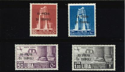 Immagine di 142 - XI° FIERA + POSTA AEREA 32/33