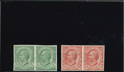 Immagine di 81e - V.Emanuele III 5+10 c