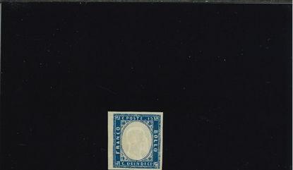 Immagine di 11k - Effige V. Emanuele II° 15 c