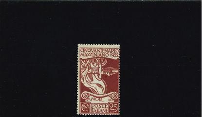 Immagine di 128g - Mazzini 25 c.