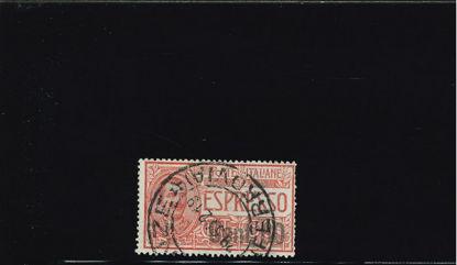 Immagine di 6 - Effigie V.Emanuele II 60/50 c