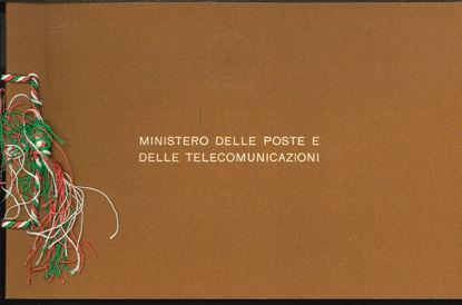 Immagine di LIBRETTO POSTE 1961 VAL.1