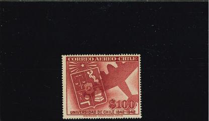 Immagine di 68 - CENTENARIO UNIVERSITA' DEL CILE