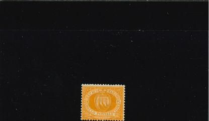 Immagine di 2 - CIFRA 5 c. arancio VAL. 1