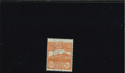 Immagine di 37 - VEDUTA 20 c. arancio VAL. 1