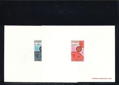 Immagine di 179 - EUROPA 67 PROVA DI LUSSO 2 BF