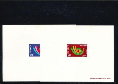 Immagine di 226 - EUROPA 1973 COPPIA BF. (MAURY)