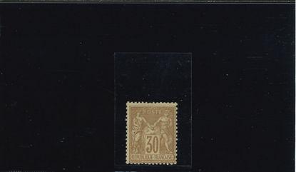 Immagine di 80 - TIPO SAGE  II TIPO 30 c.BRUNO