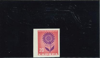 Immagine di 313 - EUROPA 20 NON DENTELLATO M.446U - CERT.