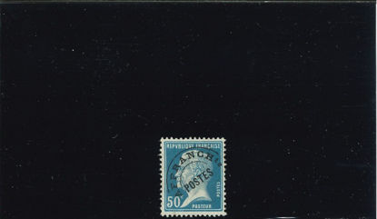 Immagine di 68 - AFFRANCHts  50c AZZURRO