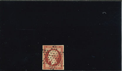 Immagine di 17d - NAPOLEONE III 80 c CARMINIO CHIARO